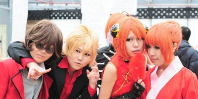 Jump Only Cosplay 2013