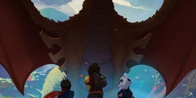 Netflix推出新动画《龙王子》 《神秘海域》与《降世神通》制作人联手打造