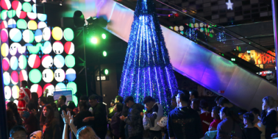圣诞季你想好去哪儿玩了么?青岛JOYPOLIS邀你来点灯!