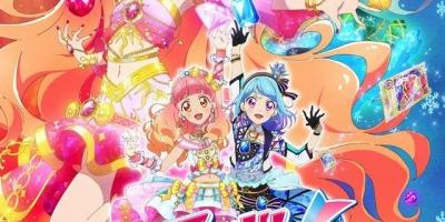 《偶像活动》系列新动画《闪耀的宝石》4月开播
