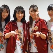 首次亚洲巡演采访——日本偶像组合桃色幸运草Z