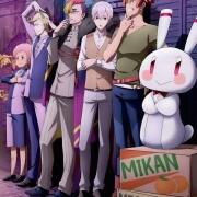 原创动画《RobiHachi》公布新视觉图,6名主角亮相