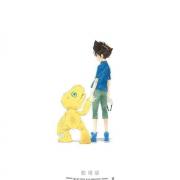 《数码宝贝》20周年 新剧场版动画2020年初春上映