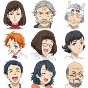 动画《棱镜少男 闪耀七星》公布16名追加声优
