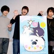 柿原彻也加盟动画《恋爱的白熊》