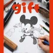百位漫画家同画米奇 《米奇90周年纪念插画集gift》即将发售