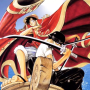雨伞,我最爱的正版海贼王系列来了!