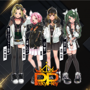 多媒体企划《D4DJ》公开团体 Peaky P-key 原创歌曲试听影像