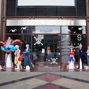 上海环球港扬帆起航-《航海王》中国大陆官方授权主题咖啡快闪店正式开幕