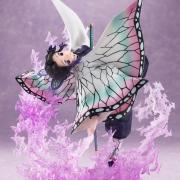 如蝶飞舞 花之呼吸-Aniplex+推出《鬼灭之刃》蝴蝶忍1/8手办