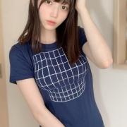 正面效果拔群 侧面效果泄气-日本女团妹子演示光学丰胸衣