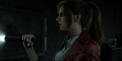 里昂 克莱尔-《生化危机:无尽黑暗》mini CG动画 2021年奈飞独播