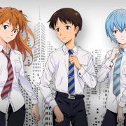 Haruyama商事×新世纪福音战士 衬衫 领带 推出 《放置少女》×桥本环奈