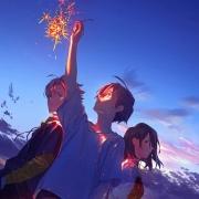 下一个新海诚-Z-Kai×loundraw概念宣传片《最近的远星》
